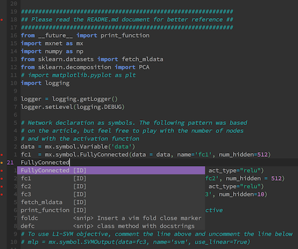 matplotlib linux